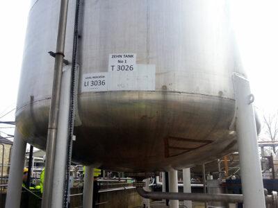 Cisterna za skladištenje hemikalija